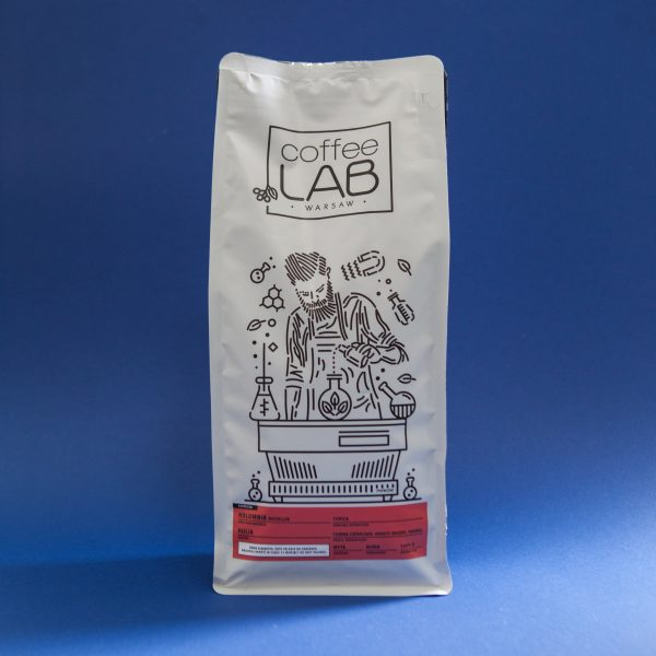 Coffeelab Kolumbia Medelin 1kg