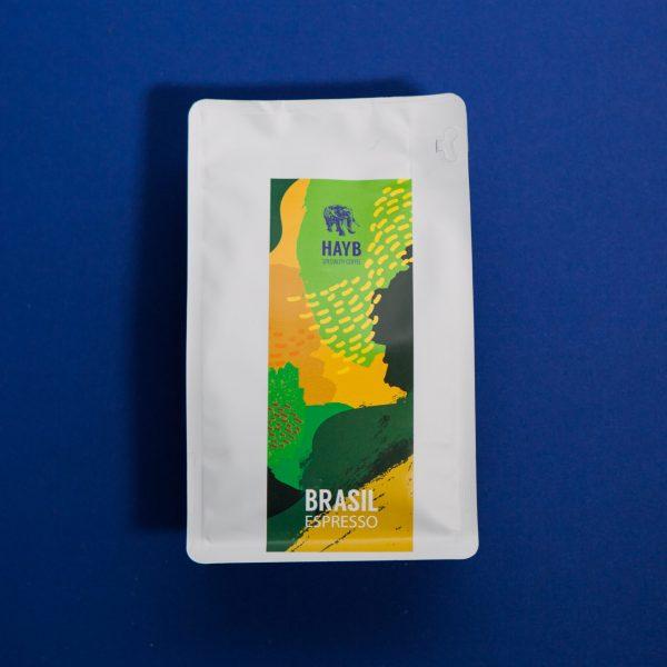HAYB Brazylia Cerrado Patrocinio Espresso 250g mielona