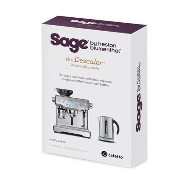 Odwapniacz Sege THE DESCALER™ 4x25g