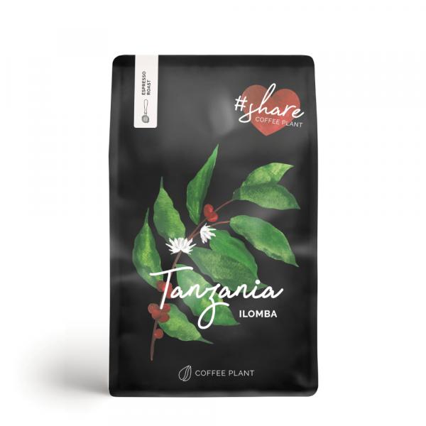 Coffee Plant Tanzania Ilomba 250g