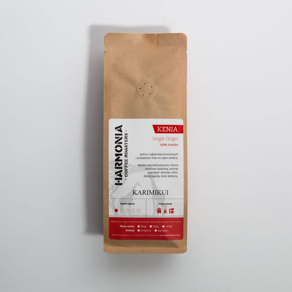 Harmonia Kenia KIANYAGA- Single Origin 250g