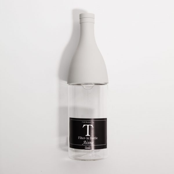 Hario butelka z filtrem Cold Brew Tea – biały 750 ml