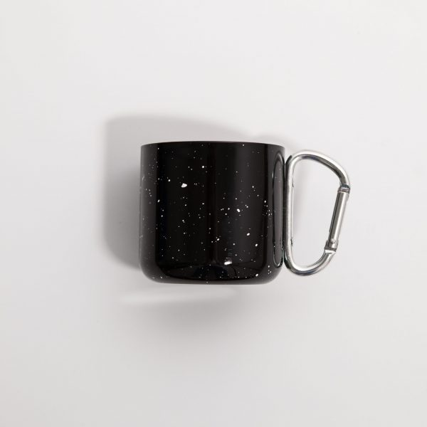 Asobu – Campfire Mug Czarny – Kubek 360 ml
