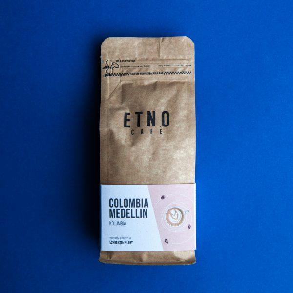 Etno cafe Colombia Medellin 250g