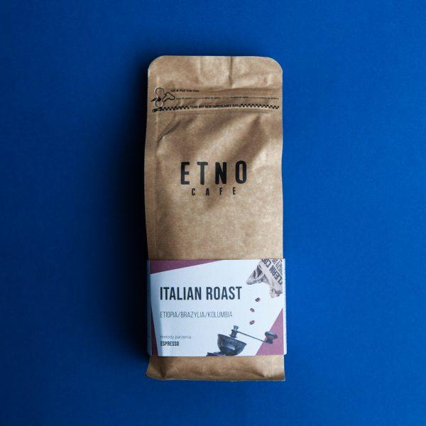 Etno cafe Italian Roast 250g
