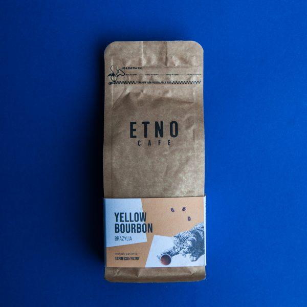 Etno cafe Yellow Bourbon 250g