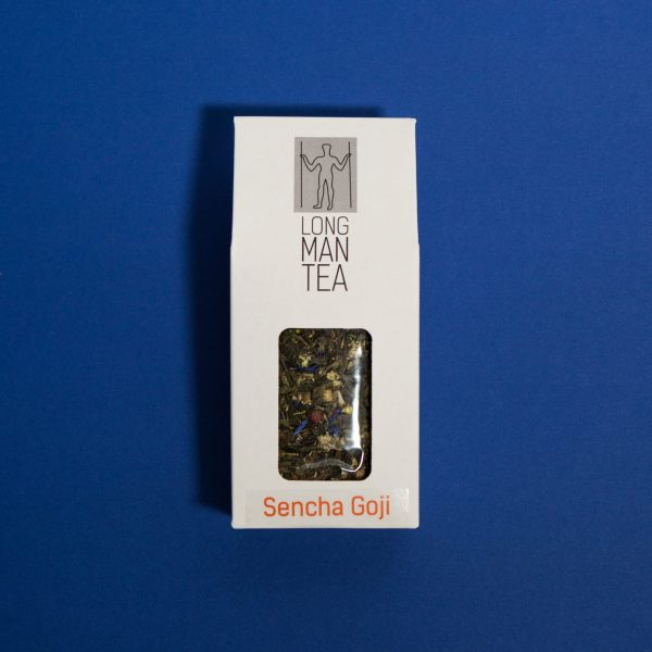 Long Men Tea- Sencha Goji 80g