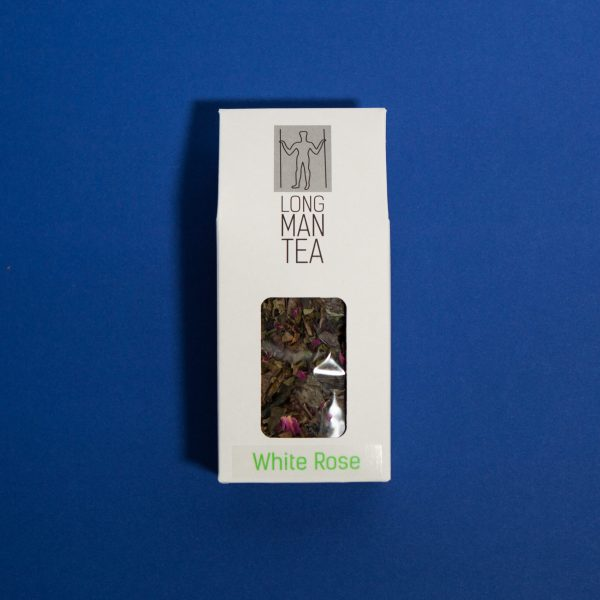 Long Men Tea- White rose 80g