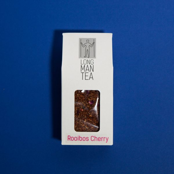 Long Men Tea- Rooibos Cherry 80g