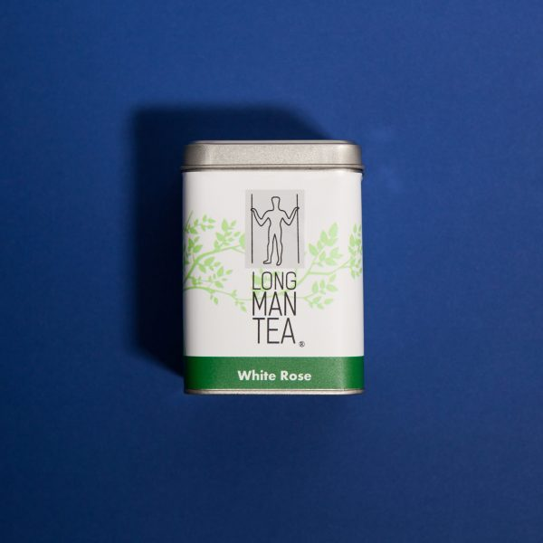 Long Men Tea- White Rose 100g