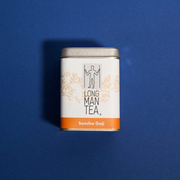 Long Men Tea- Sencha Goji 120g