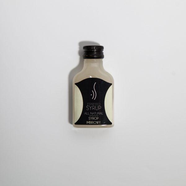 Imbir Espresso Syrup 100 ml