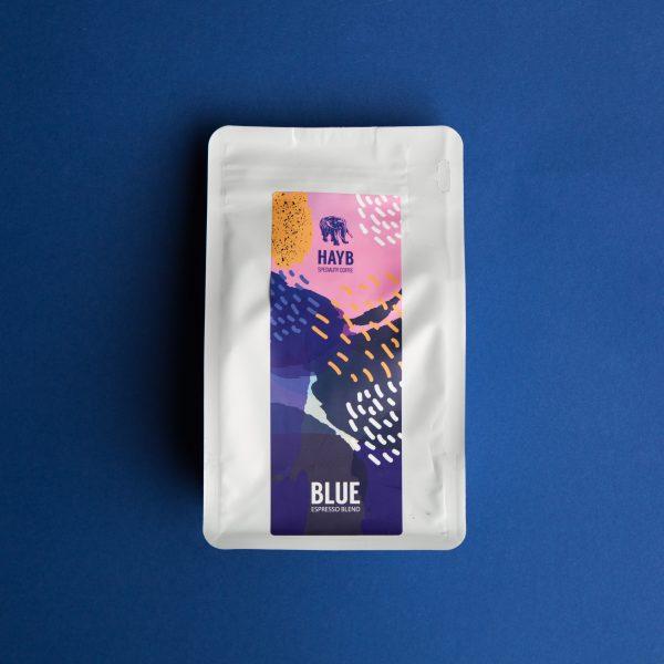 HAYB Blue espresso blend 500g