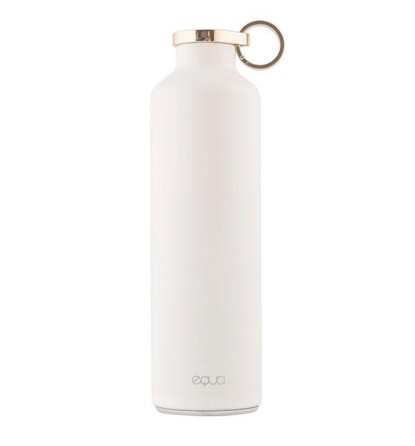 Butelka termiczna ze stali nierdzewnej Basic Snow White 680ml