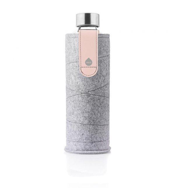 Butelka szklana Mismatch Pink Breeze 750ml