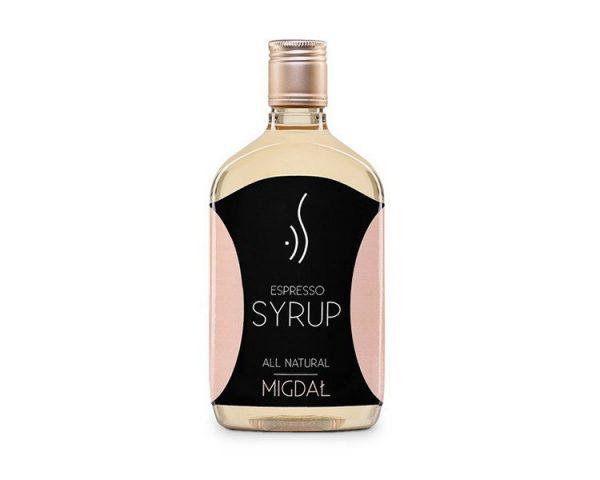 Migdał Espresso Syrup 500 ml