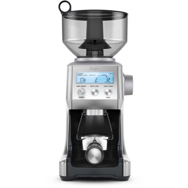 Młynek do kawy Sege BCG820BSS – szczotkowana stal