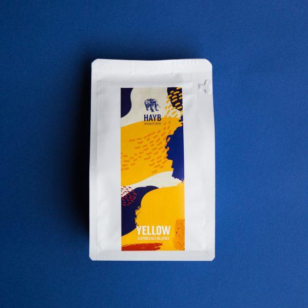 HAYB Yellow Espresso Blend 250g