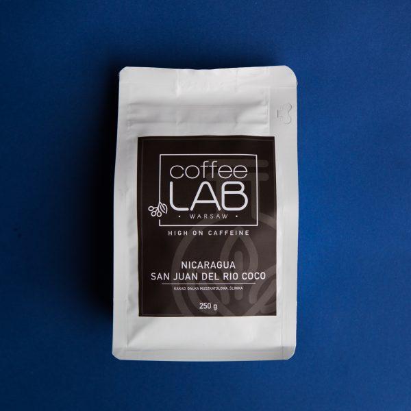 Coffeelab Nicaragua San Juan Del Rio Coco 250g