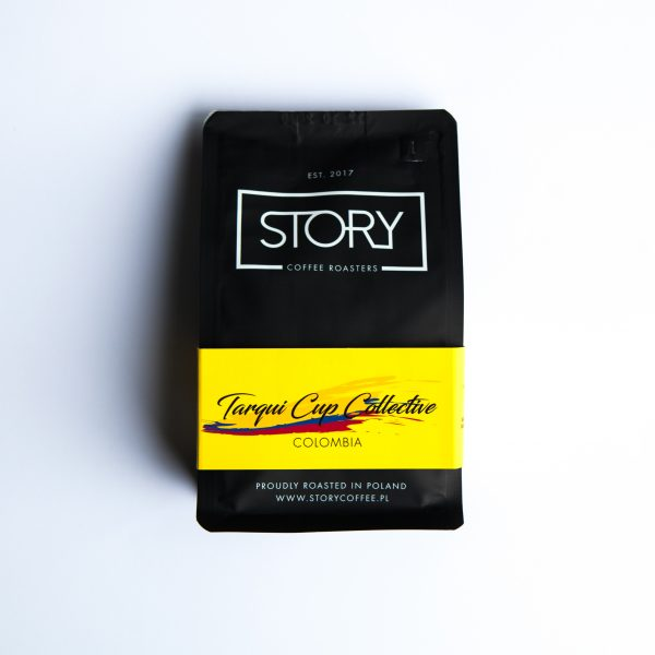 Story Kolumbia Tarqui Cup Collective 250g
