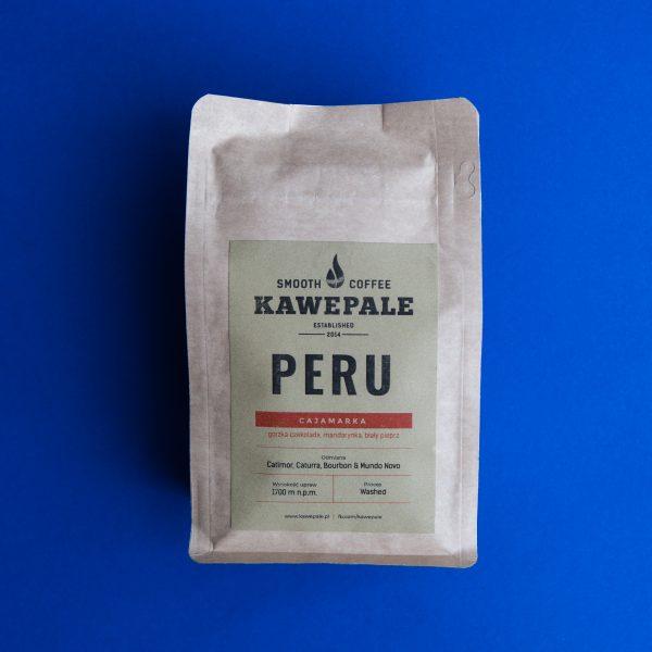KawePale Peru Cajamarca 250g