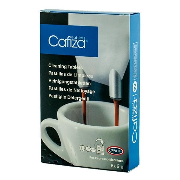 Urnex Cafiza – Opakowanie 8 tabletek x 2 gramy