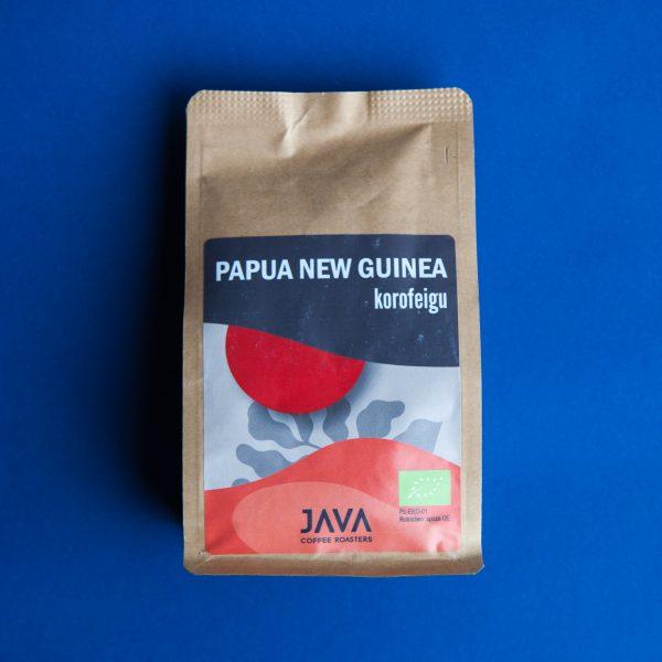 Java Papua Nowa Gwinea Korofeigu 250g