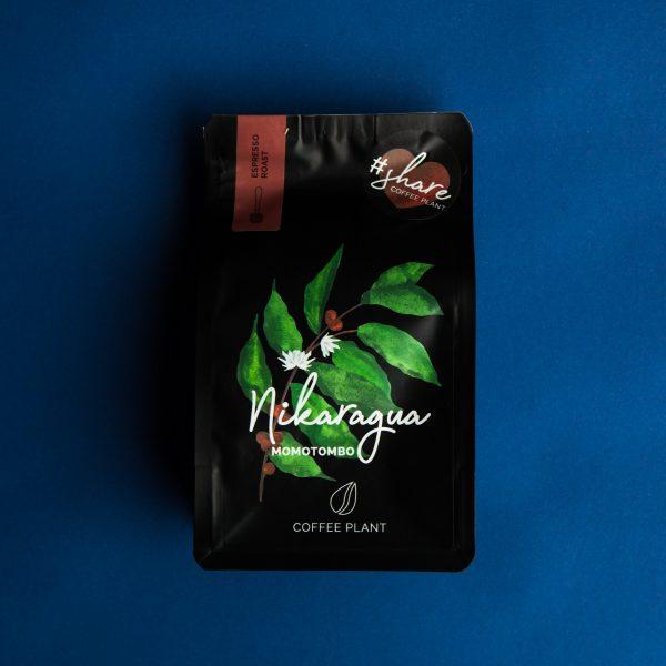Coffee Plant Nikaragua Momotombo 250 g