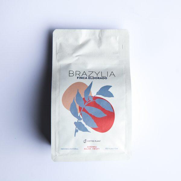 Coffee Plant Brazylia Finca Eldorado 250 g