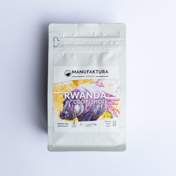 Manufaktura Kawy Rwanda Sholi FT 250g
