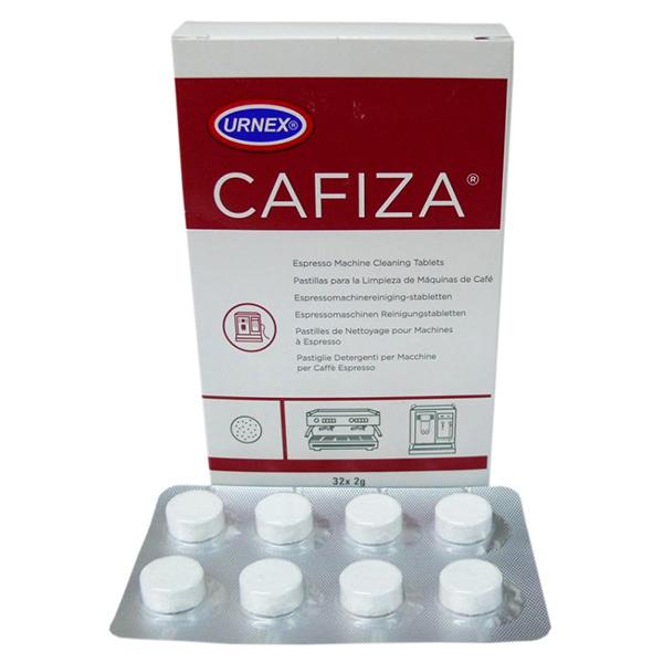 Urnex Cafiza – Tabletki do czyszczenia ekspresów – 32 sztuki