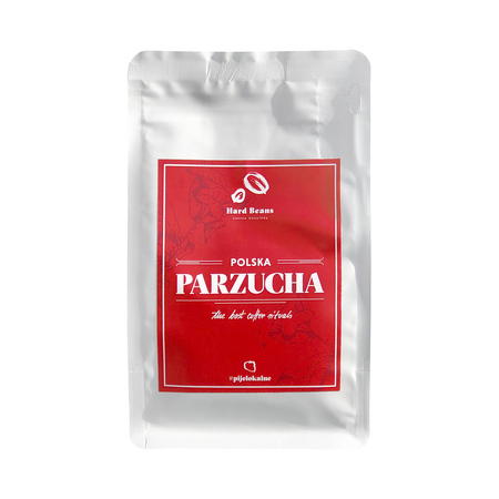 Hard Beans Polska Parzucha 500g mielona