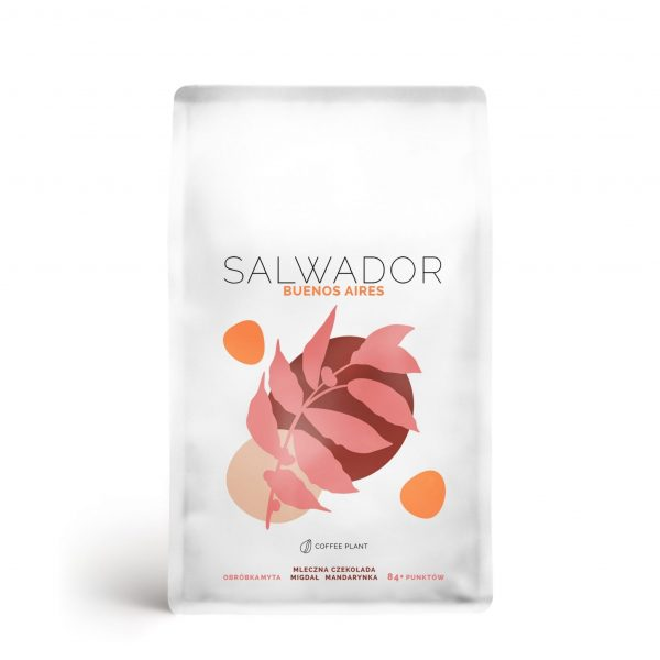 Coffee Plant Salwador Buenos Aires 250g