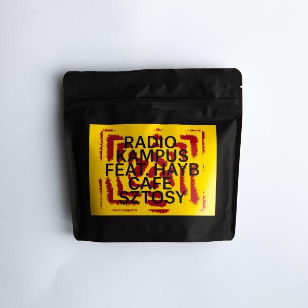 HAYB x Radio Kampus Cafe Sztosy Etiopia Bombe