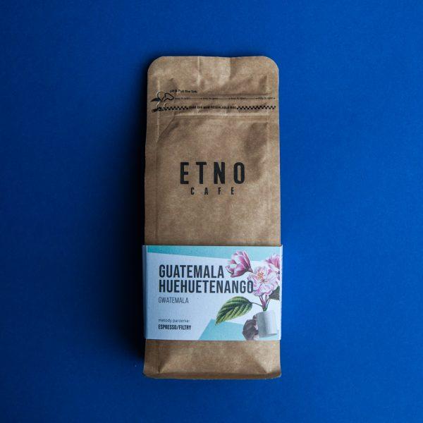 Etno Cafe Guatemala Huehuetenango 250g