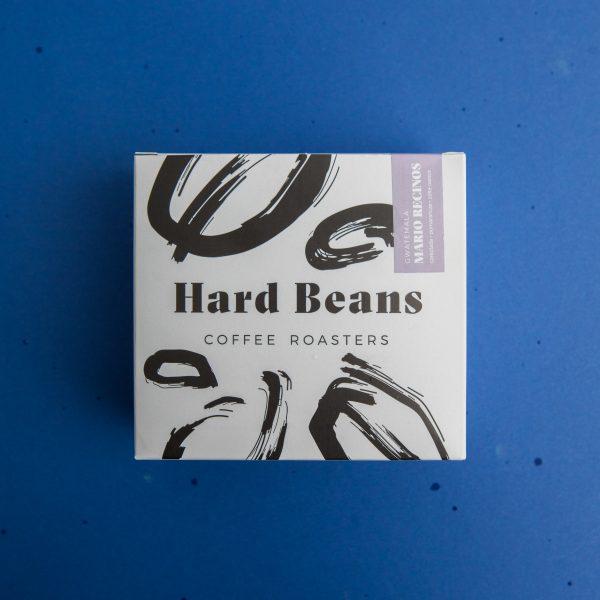 Hard Beans Gwatemala Mario Recinos 250g
