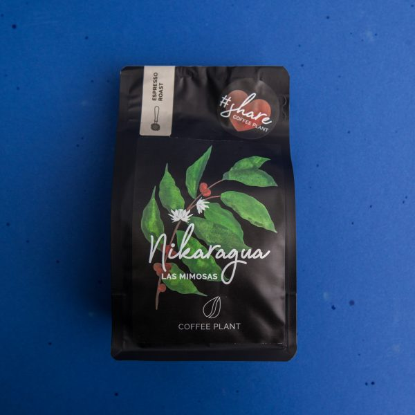 Coffee Plant Nikaragua Las Mimosas 250g