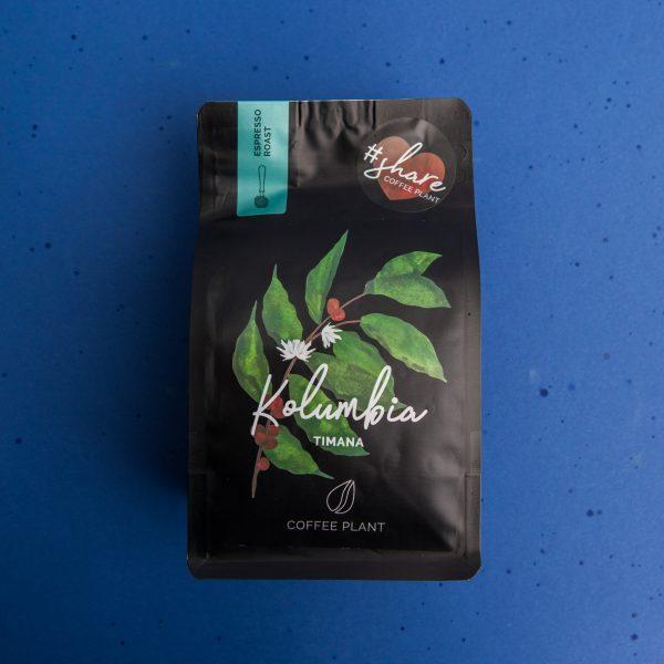 Coffee Plant Kolumbia Timana 250g