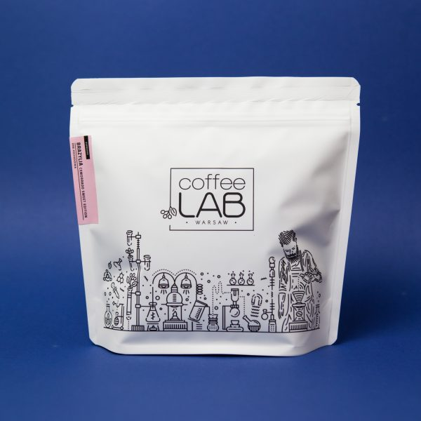 Coffeelab Brazylia Cemorrado Sweet Edition 250g