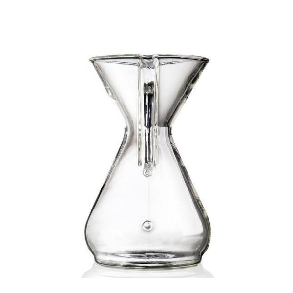 Chemex Coffee Maker Glass Handle – 10 filiżanek