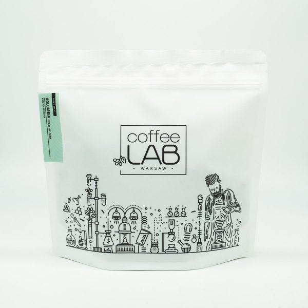 Coffeelab Kolumbia Decaf de Cana 250g bezkofeinowa