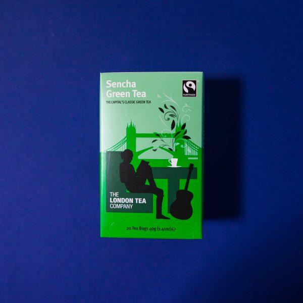 Herbata The London Tea Company Zielona Sencha