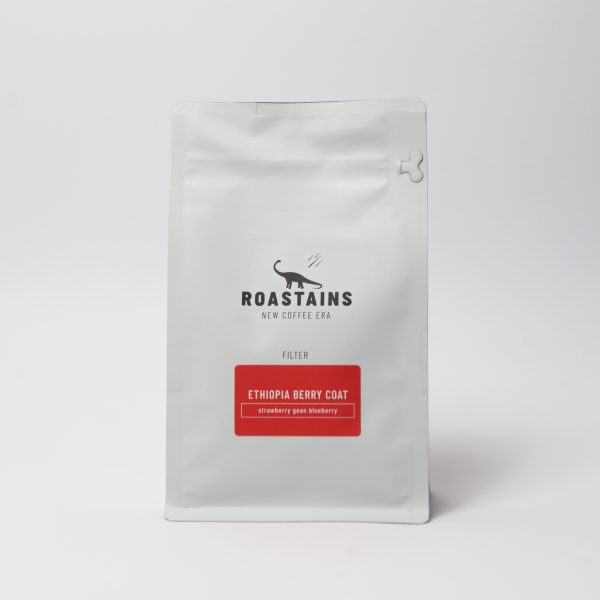 Roastains Etiopia Berry Coat 250g