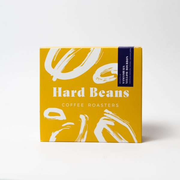 Hard Beans Brazylia Samambaia Yellow Bourbon 250g