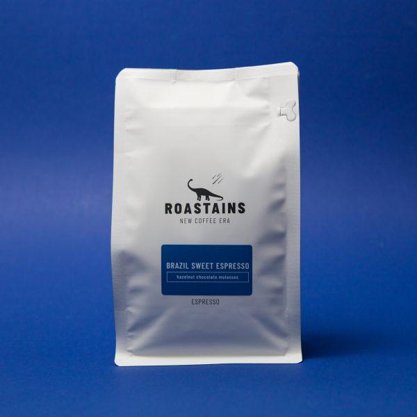 Roastains Brazylia Sweet Espresso 250g
