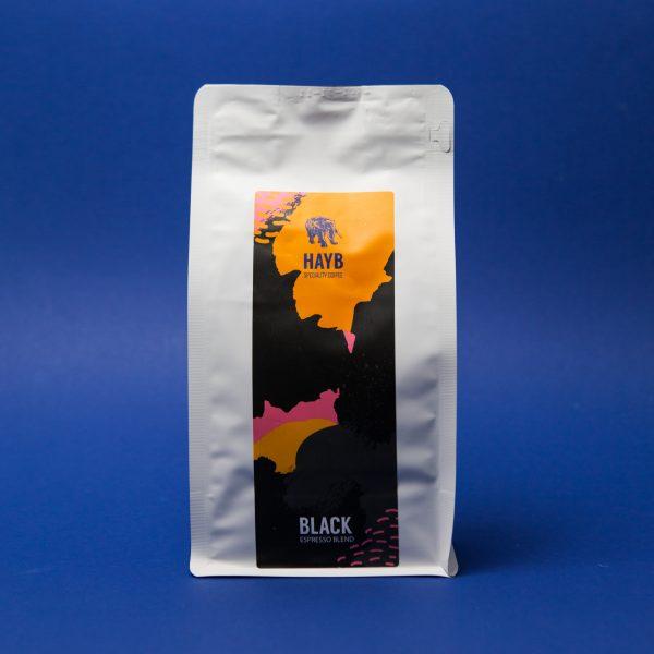 Hayb Black espresso blend 500g