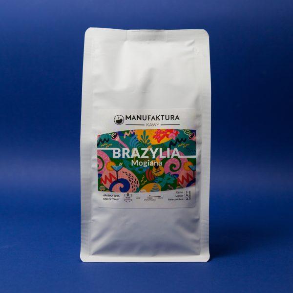 Manufaktura Kawy Brazylia Mogiana Cooxupe 500g