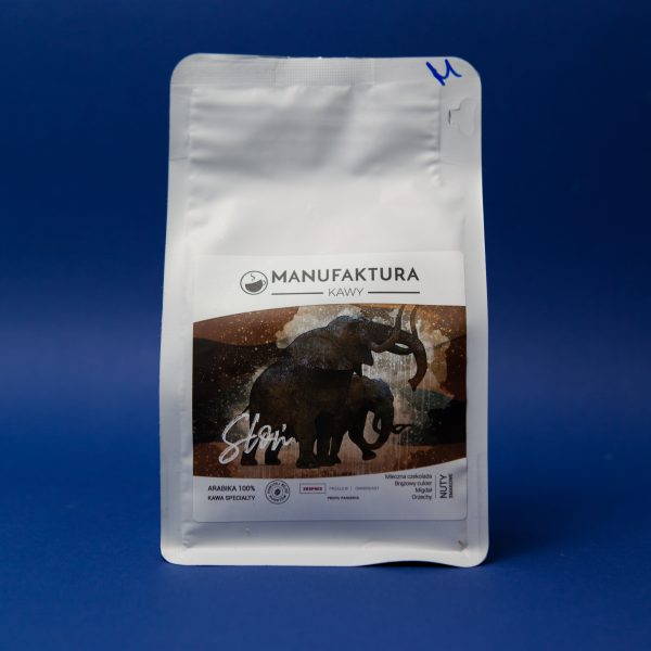 Manufaktura Kawy Słoń 250g mielona