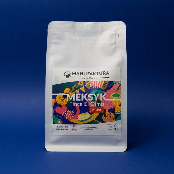 Manufaktura Kawy Mexico Finca El Olmo 250g