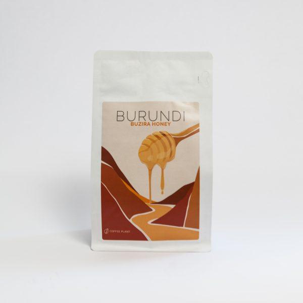 Coffee Plant Burundi Buzira Honey 250 g